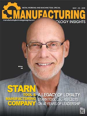 Starn Tool & Manufacturing Company: A Legacy of Loyalty: Starn Tool CEO Reflects on 40 Years of Leadership